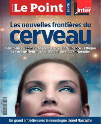 Article on fUS imaging in the weekly french Magazine Le Point