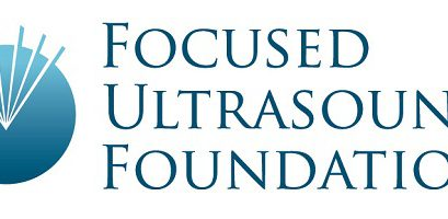 Our lab designated Center of Excellence by the Focused Ultrasound Foundation