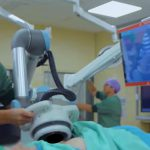 Treating aortic valve stenosis non-invasively: the first-in-man study